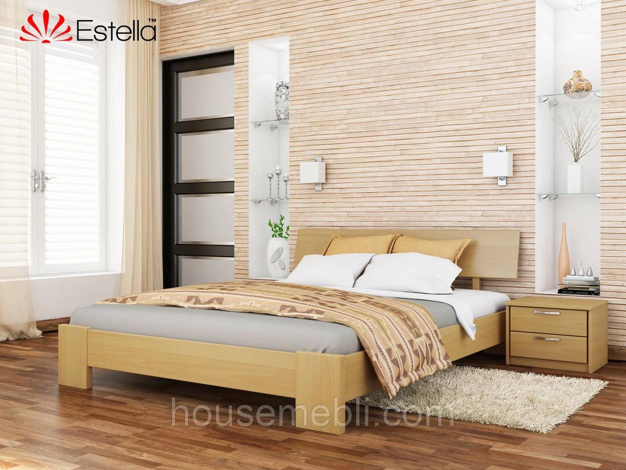 Деревянная кровать ТИТАН (массив) 160*200