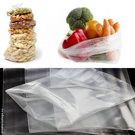Пакеты полиэтиленовые прозрачные, прямоугольные
