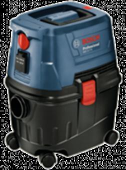Пылесос для влажного и сухого мусора BOSCH GAS 15 PS Professional