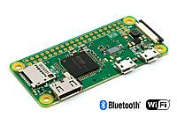 Raspberry Pi Zero W (Wi-Fi, Bluetooth, 1GHz ARM11, 512MB LPDDR2)
