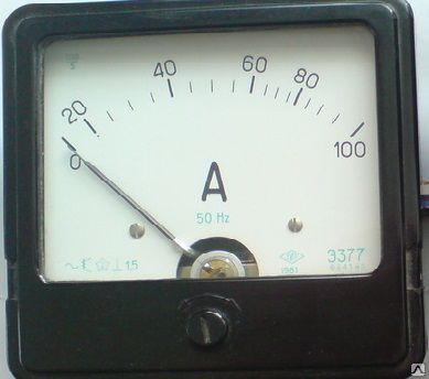 Вольтметр Э-377