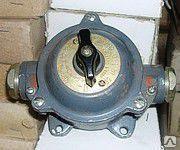 Герметичный пакетный выключатель ГПВ 2-10
