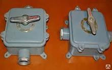 Герметичный пакетный выключатель ГПВ 2-100