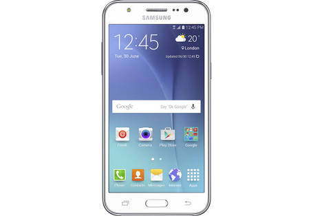 Смартфон Samsung J500H/DS (Galaxy J5) DUAL SIM WHITE, фото 2