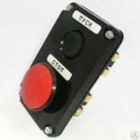 Пост кнопочный ПКЕ-112-2 гриб