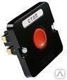 Пост кнопочный ПКЕ-122-1 красный