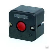 Пост кнопочный ПКЕ-222-1 красный