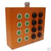 Пост кнопочный ПКУ-15-21.441