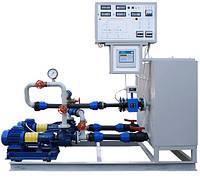 Стенд лабораторный Исследование гидравлических характеристик насосного оборудования с МПСО НТЦ-11.60