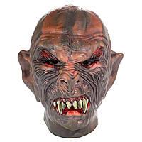 Страшная маска зубастый