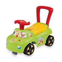 Машинка-каталка Winnie The Pooh Smoby - Франция - салатовый цвет