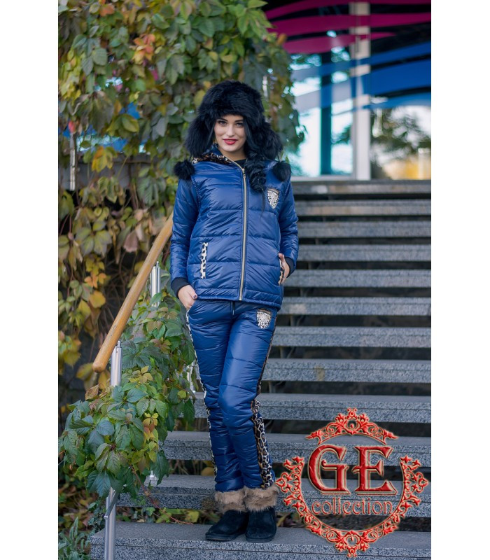 Прогулочный костюм тройка (жилетка, толстовка, штаны) плащевка на синтепоне и флисе - AMONA  интернет-магазин модной одежды в Одессе