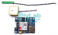 GSM, GPRS, GPS модуль SIM808