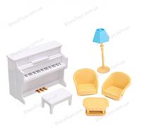 Мебель для гостиной с пианино