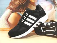 Мужcкие кроссовки Adidas Equipment support (реплика) черные 42 р., фото 1