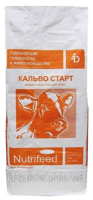 Заменители цельного молока для выпойки телят с 7-го дня жир 12% (КС ОРАНЖ-12)