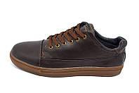 Мокасины  мужские кожаныеMulti Shoes Prima Brown, пр-во польша