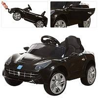 Электромобиль Ferrari black