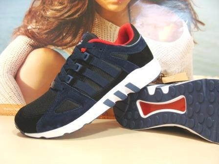 Кроссовки мужские Adidas Equipment support (реплика) синие 46 р., фото 1