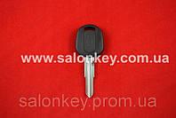 Ключ Chevrolet. С местом под чип лезвие DWO5L