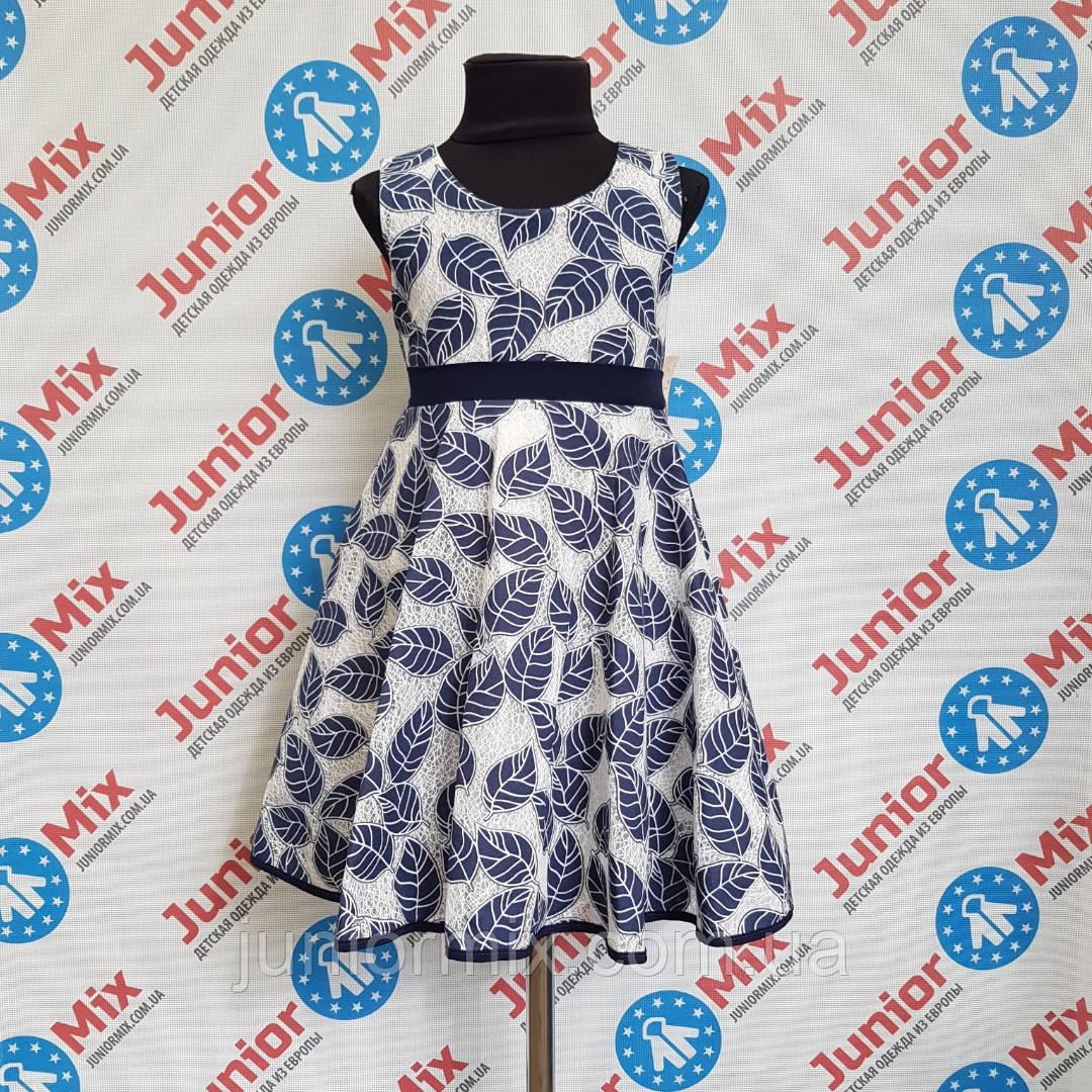 Летнее нарядное детское платье на девочку Katherine