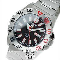 Часы Seiko 5 Sports SRP485K1 Automatic 4R36 Neo Monster B, фото 1
