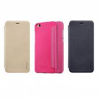 Кожаный чехол книжка Nillkin Sparkle Series для Xiaomi Mi 5c