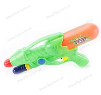 Водяной детский пистолет с насосом