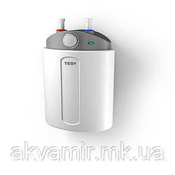 Водонагреватель (бойлер) TESY Compact Line 6 литров под мойку