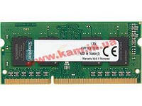 Оперативная память Kingston ValueRAM < KVR16LS11S6 / 2 > DDR-III SODIMM 2Gb < PC3-12 (KVR16LS11S6/2)