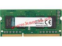 Оперативная память Kingston ValueRAM < KVR16LS11S6 / 2 > DDR-III SODIMM 2Gb < PC3-12 (KVR16LS11S6/2)