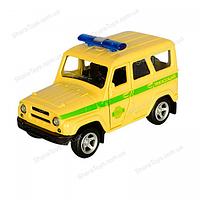 Модель УАЗ Инкассация