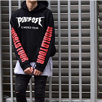 Худи Purpose The World Tour Hoodie