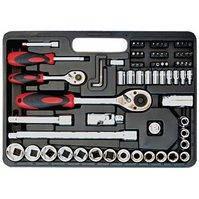 Набор инструментов INTERTOOL ET-6072 для автомобилей