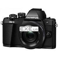 Цифровой фотоаппарат OLYMPUS E-M10 mark II Pancake Zoom 14-42 Kit black/ black (V207052BE000)