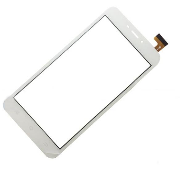 Сенсор (Touch screen) Bravis Zeus/ Supra 621G белый