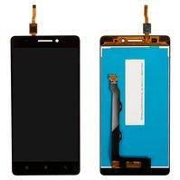 Дисплей для мобильных телефонов Lenovo A7000 Plus, A7000 Turbo, K3 Note (K50-T3s), K3 Note (K50-T5), черный, с сенсорным экраном, (1920 × 1080),