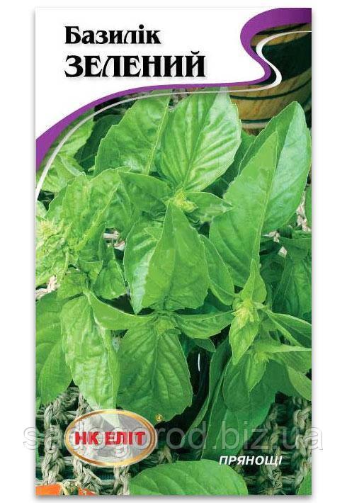 Семена Пряных Трав, Базилик Зеленый, 0.5 г