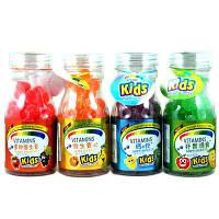 Яркие и вкусные детские витамины Кальций и цинк - Детские конфеты 4-7лет 100г