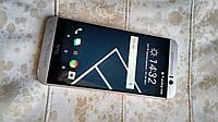 HTC One M9, оригинал, silver(GSM,андроид 7.0 ) #664