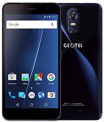 Смартфон Geotel Note black 3/16 Gb 4 ядра 13Mp