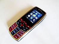 "Телефон Donod DX6 - 2Sim + 1.8"" -Fm - Bt - Camera- чехол"