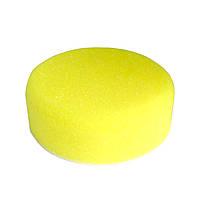 Круг полировальный 80x25 мм желтый сверхжесткий