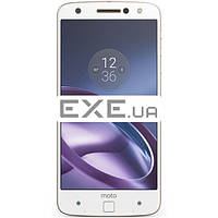 Мобильный телефон Motorola Moto Z (XT1650-03) 32Gb White - Fine Gold (SM4389AD1U1)