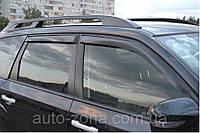 Ветровики Subaru Forester III 2008 дефлекторы окон