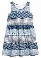 Платье сарафан H&M Лето 2017  2-8лет