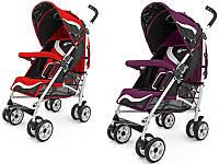 Прогулочная детская коляска MILLY NEW RIDER