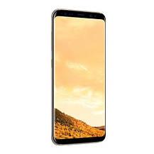 Смартфон Samsung Galaxy S8 64GB Gold (SM-G950FZDD), фото 3