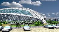 Проектирование спортивных сооружений и объектов спортивного назначения