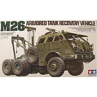 Американский тaнковый тягач M26 + сертификат на 100 грн в подарок (код 200-265598)